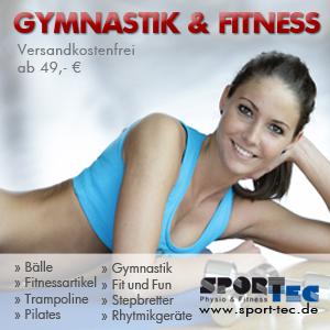 Gymnastik & Fitnessgeräte bei Sport-Tec