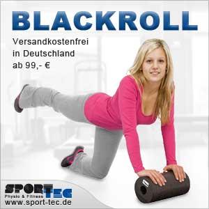 Blackroll bei Sport-Tec