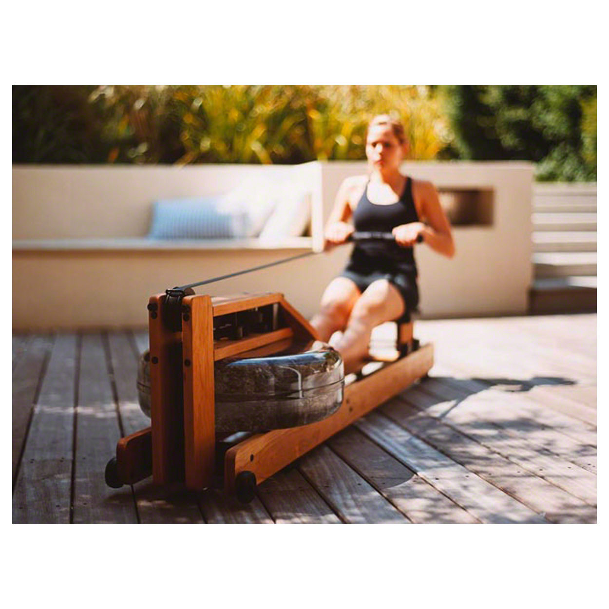 waterrower ruderger t kirsche oxbridge inkl s4 monitor. Black Bedroom Furniture Sets. Home Design Ideas