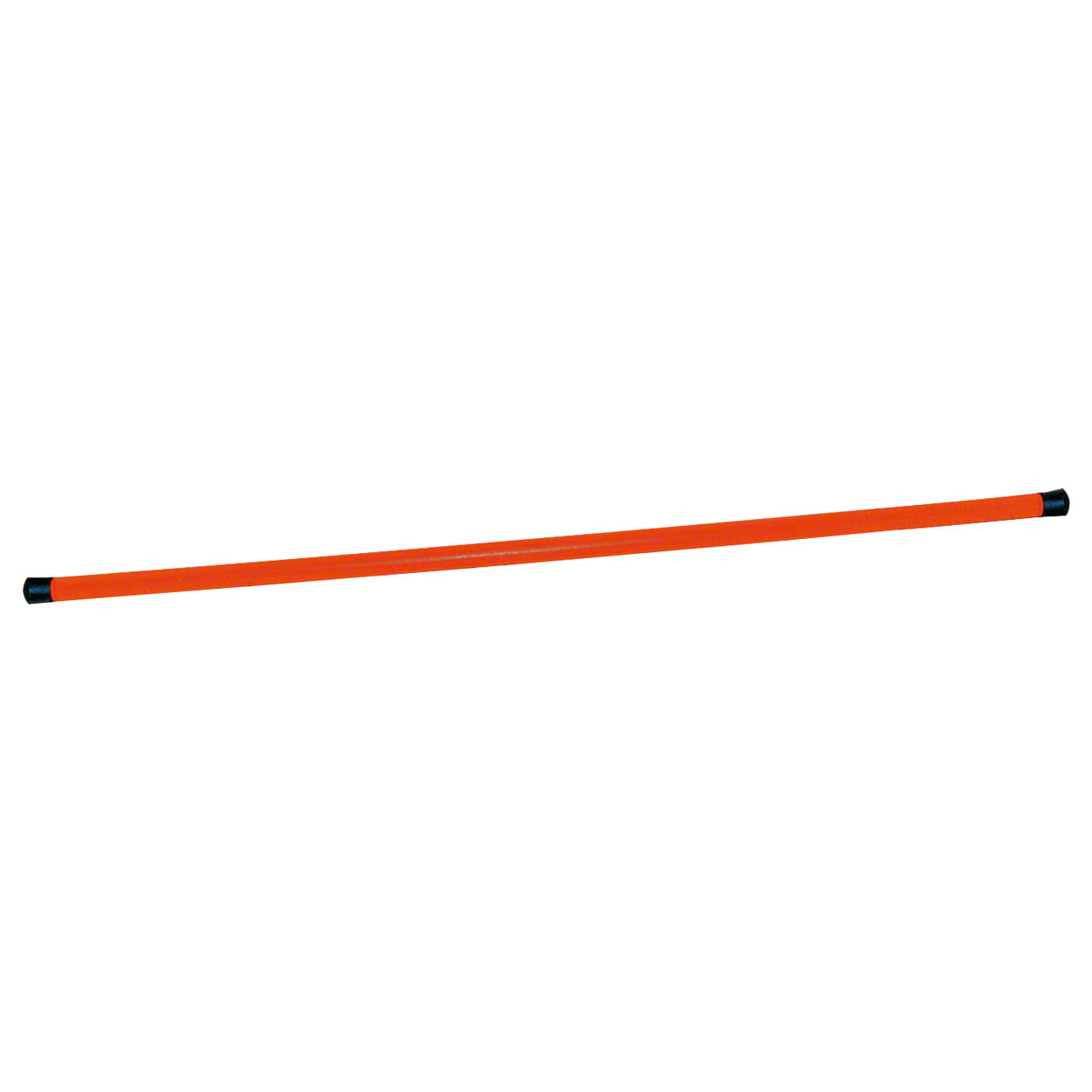 Gymnastik & Fitness: Gewichtsstange Fit Bars, 1 kg, Ø 2,8 cm x 120 cm, orange