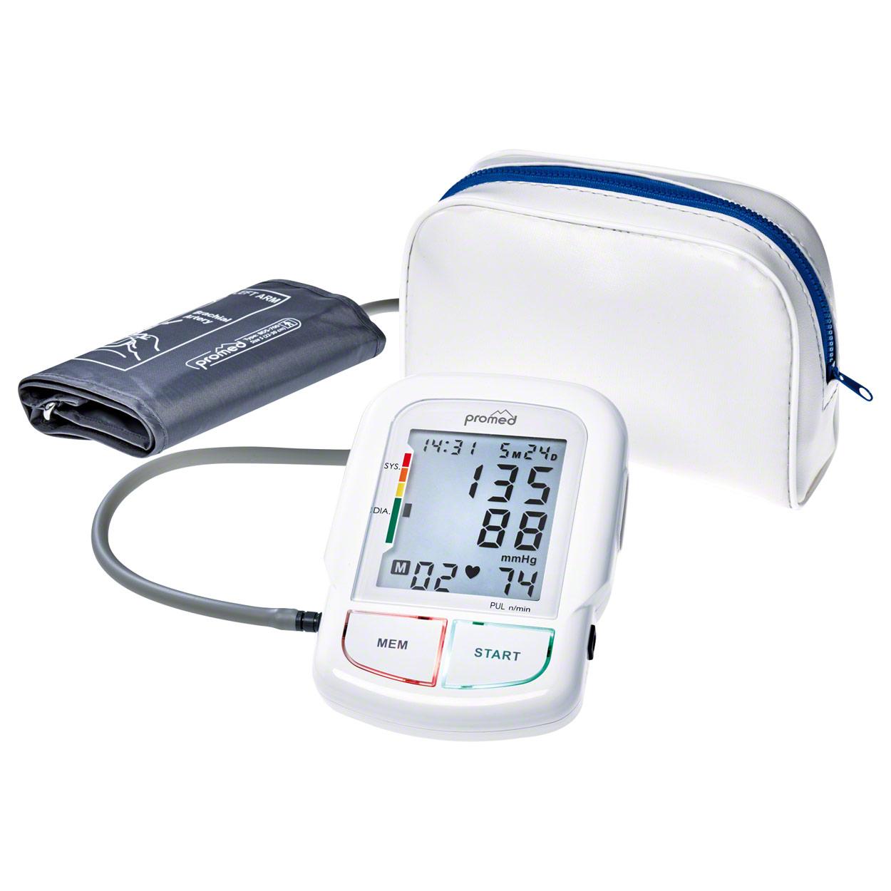 Oberarm-Blutdruckmessgerät BDS-700 mit Sprachausgabe..