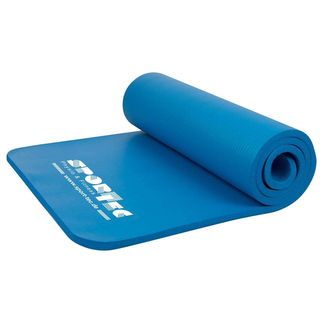 Fitnessmatte Gym Mat SISSEL® Gymnastikmatte 180x60x1 cm Trainingsmatte