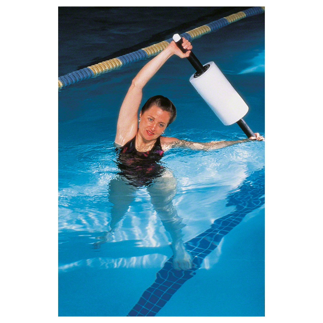 Gymnastik & Fitness: Thera-Band Aqua Balken, Ø 15 cm x 80 cm