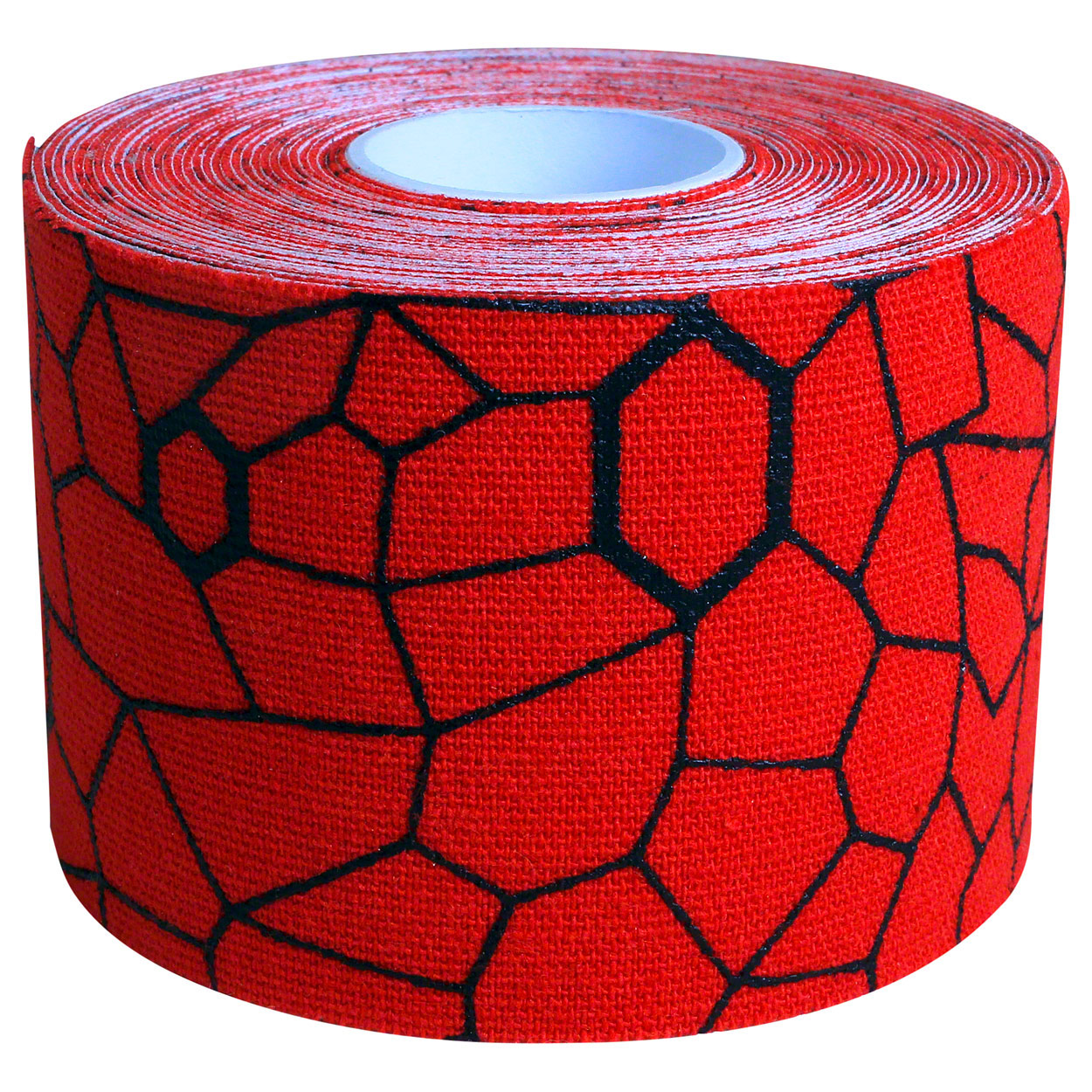 Kunden KW 2016: Thera-Band Kinesiology Tape XactStretch, 5 m x 5 cm, rot/schwarz