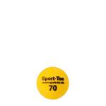 Sportball - Schaumstoffball unbeschichtet, Ø 7 cm, gelb
