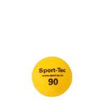 Schaumstoffball - Schaumstoffball unbeschichtet, Ø 9 cm, gelb