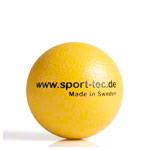 Schaumstoffball - Schaumstoffball beschichtet, ø 16 cm, gelb