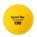 Schaumstoffball - Schaumstoffball unbeschichtet, Ø 18 cm, gelb