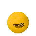 Schaumstoffball - VOLLEY Schaumstoffball unbeschichtet, Ø 15 cm, gelb