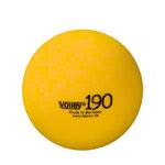 Sportball - VOLLEY Schaumstoffball unbeschichtet, Ø 19 cm, gelb