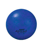 Schaumstoffball - VOLLEY Schaumstoffball mit Elefantenhaut, Ø 18 cm, blau