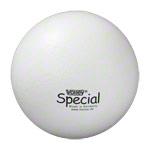 Schaumstoffball - VOLLEY Schaumstoffball mit Elefantenhaut, Ø 21 cm, weiß