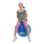 Hüpfball - Hüpfball, Ø 65 cm, blau