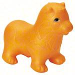 Hüpfball - TOGU Hüpftier Leo, orange