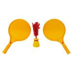 Indiaca - Indiaca Tennis-Set inkl. 2 Spezialschläger und Ball
