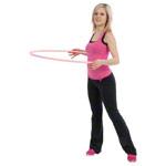 Gymnastikreifen - Hula Hoop Reifen, ø 85 cm, 204 g