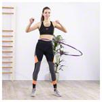 Gymnastikreifen - Hula Hoop Reifen, ø 90 cm, 227 g