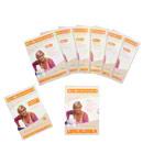 Pilates-Ring - DVD Body Mind Improvement 2, 28 Tage Trainingsprogramme auf 6 DVDs