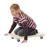 Kinder Rollbrett - Pedalo Rollbrett aus Mehrschichtholz