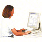 Therapiekreisel Gymtop USB inkl. Professional Software