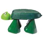 Turnturtle - Turnturtle mit grünem Panzer
