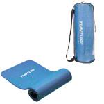 Fitnessmatte - TUNTURI Fitnessmatte inkl. Tragetasche, LxBxH 180x60x1,5 cm