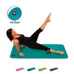Airex Matte - AIREX Gymnastikmatte Fitline 140 inkl. Ösen, LxBxH 140x60x1 cm