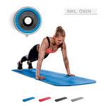 Airex Matte - AIREX Gymnastikmatte Coronella inkl. Ösen, LxBxH 200x60x1,5 cm