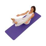 Gymnastikmatten - AIREX Pilates- und Yogamatte 190, LxBxH 190x60x0,8 cm