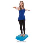 Balancebrett - softX® Koordinationswippe, blau
