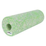 Pilates Roller - Blackroll 45 Med (weich), ø 15x45 cm, weiß/grün