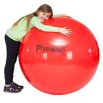 Pezzi Gymnastikball - PEZZI Gymnastikball, Ø 95 cm, rot