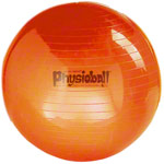 Pezzi Gymnastikball - PEZZI Gymnastikball, ø 120 cm, orange
