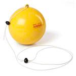 Sportball - Sportball mit Schnur, Ø 18-21 cm