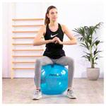 Pezzi Gymnastikball - PEZZI Gymnastikball PendyBall, 2 kg Pendel, ø 55 cm, blau