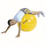 Gymnastikbälle - GYMNIC Gymnastikball, ø 45 cm, gelb
