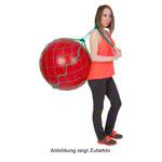 Gymnastikbälle - Ballnetz für 1 Gymnastikball, grün