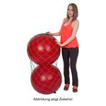 Ballnetz - Ballnetz für 2 Gymnastikbälle, grün