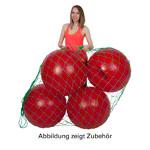 Ballnetz - Ballnetz für 4 Gymnastikbälle, grün