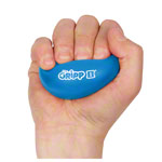 Anti-Stress Ball The Gripp II mit Gelfüllung, ø 6 cm