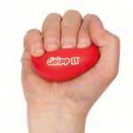 Anti-Stress Ball The Gripp II mit Gelfüllung, ø 6 cm, 40er Set