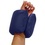 Gewichtsmanschette - Power-Clip inkl. Broschüre, 1,2 kg, blau, Paar
