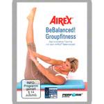 "Balancebrett - DVD ""AIREX BeBalanced! Groupfitness"", 55 Min."