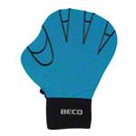 Aquajogging Handschuhe - BECO Neoprenhandschuhe ohne Fingeröffnung, Gr. S, Paar, türkis