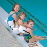 Aquajogging - Thera-Band Schwimmgürtel mit 2 Kammern