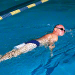 Aquagymnastik - Thera-Band Schwimmboje, 20 cm