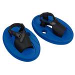Aquagymnastik - BECO Aqua Twin II, Gr. L, Paar, blau
