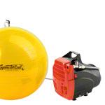 Fitness Gymnastik - Ballkompressor BC 110, 230 V, 8,0 Bar