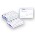 Liegenbezug - Quittungsblock, 5 Blöcke à 100 Blatt (500 Blätter), DIN A6 quer
