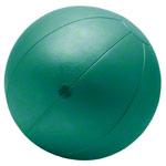 Sportball - TOGU Medizinball aus Ruton, ø 34 cm, 4 kg, grün